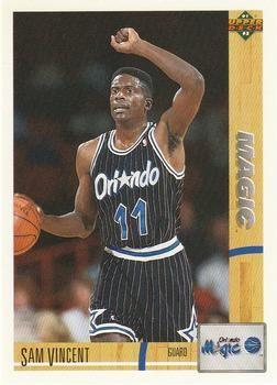 1991 Upper Deck MAGIC #232 Sam Vincent - Standard