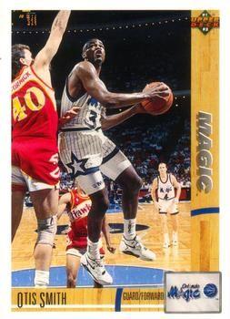 1991 Upper Deck MAGIC #288 Otis Smith - Standard
