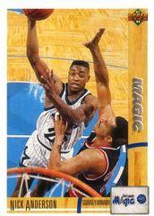 1991 Upper Deck MAGIC #228 Nick Anderson - Standard
