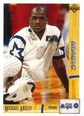 1991 Upper Deck MAGIC #224 Michael Ansley - Standard