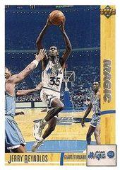 1991 Upper Deck MAGIC #286 Jerry Raynolds - Standard