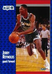 1991 FLEER #146 Jerry Reynolds - Standard