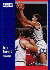 1991 FLEER #332 Jeff Turner - Standard