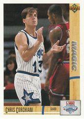 1991 Upper Deck MAGIC #17 Chris Corchiani - Standard