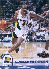 1994 NBAHoops #348 LaSalle Thompson III - Standard