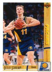 1991 Upper Deck Pacers #260 Detlef Schrempf - Standard