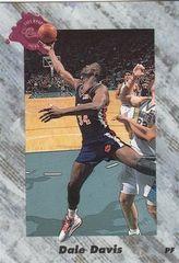1991 Classic #156 Dale Davis - Standard