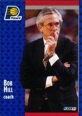 1991 FLEER #82 Bob Hill - Standard