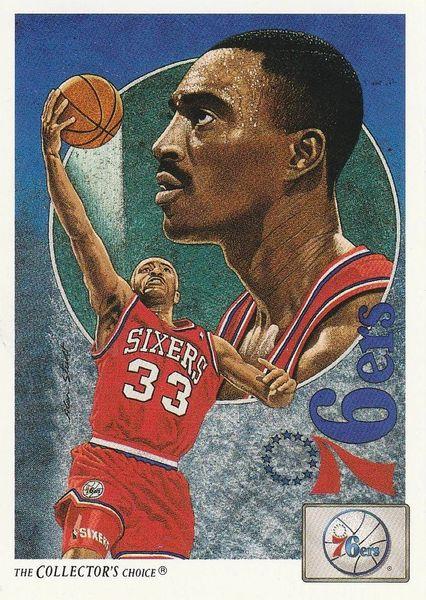 1991 Upper Deck #93 Hersey Hawkins - Standard