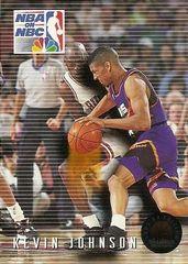 1993 Sky Box #20 Kevin Johnson - Standard