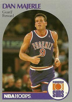 1990 NBAHoops #239 Dan Majerle - Standard