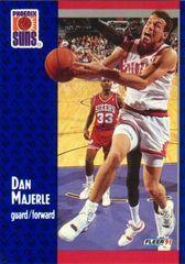 1991 FLEER #163 Dan Majerle - Standard