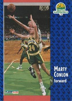 1991 FLEER #359 Marty Conlon - Standard