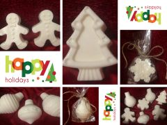 5 Holiday Fun Soaps