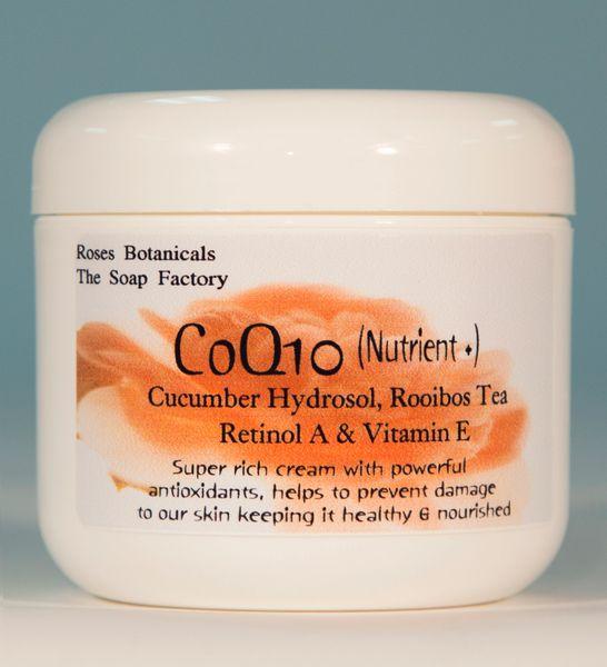 CoQ10 (nutrient +)