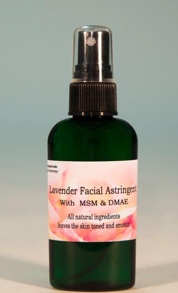 Lavender Facial Astringent