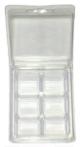 6 Cube Melt Tray