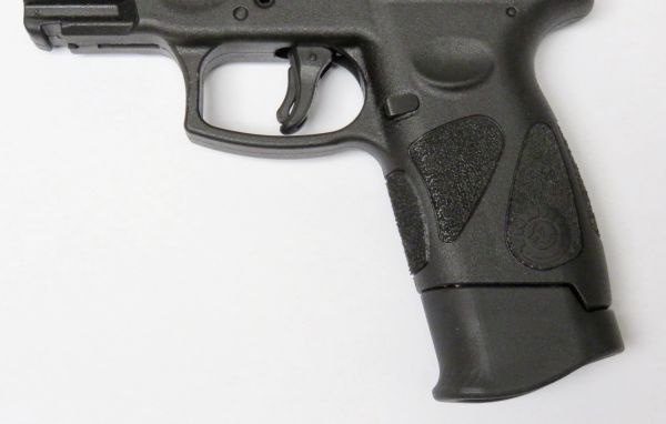Taurus PT111 millennium G2 and G2C 9mm Grip extension