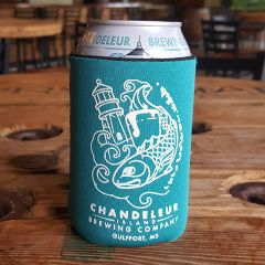 Can Koozie - Teal