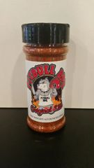 6.5 Ounce Pitbull BBQ Original Rub