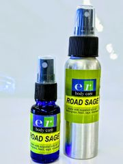 ROAD SAGE focus essential oil synergy spray - 3 oz