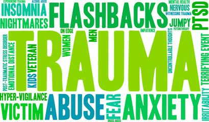 11/8/21 - How to Avoid Trauma Overload: Moving away from shame, identifying triggers, and implementing self-care practices when working with clients experiencing trauma