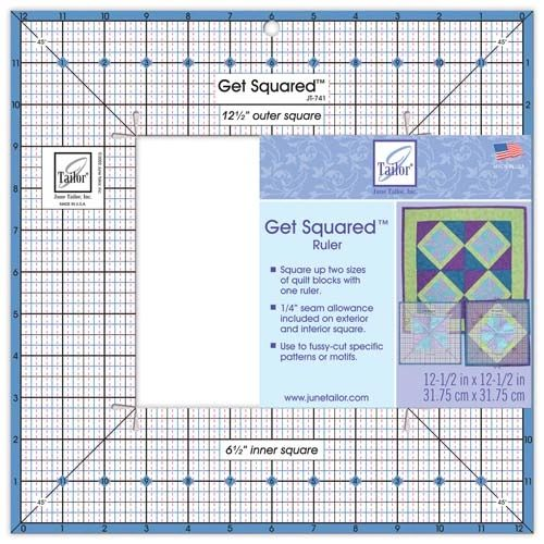 June Tailor Rulers and Templates