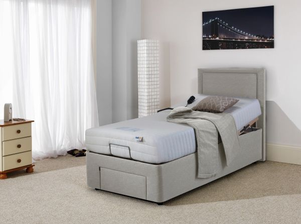 fe09396772c7 MiBed Elite Massage Base Blossom Soft Feel Adaptive Memory Foam Electric  Soft Feel Adjustable Bed With Free Installation VAT FREE.