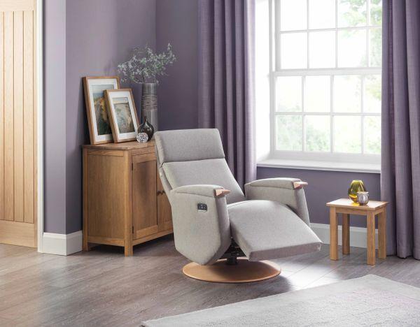 Celebrity Ikon Comet Swivel Dual Motor Recliner Chair Ikon