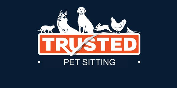 Trusted Pet Carers pet sitting logo
