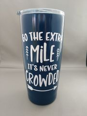 Go the Extra Mile - Swig 22 oz Steel Thermal Cup