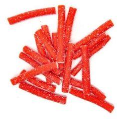Strawberry Straws 400 mg