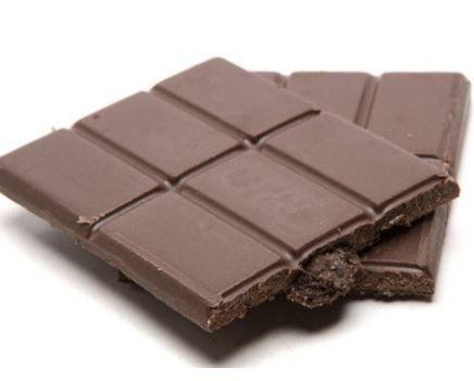 Milk Chocolate 400mg THC Candy Bars