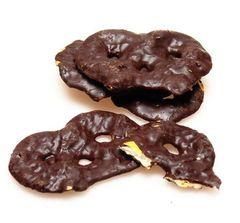 200mg CBD Dark Chocolate Pretzels