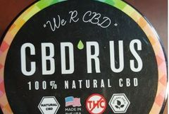 CBD R US 1000mg Gummy Candies