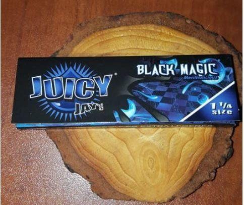 Juicy Jay's Black Magic Mentol Papers