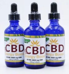 1000mg CBD Energy Boost