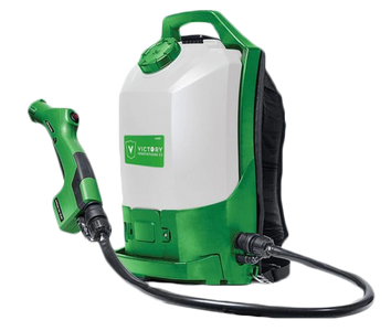 Our Professional Cordless Electrostatic Backpack Sprayer is designed to allow the professional to co