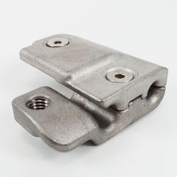 Guide, Flush Track, Right, Stainless
