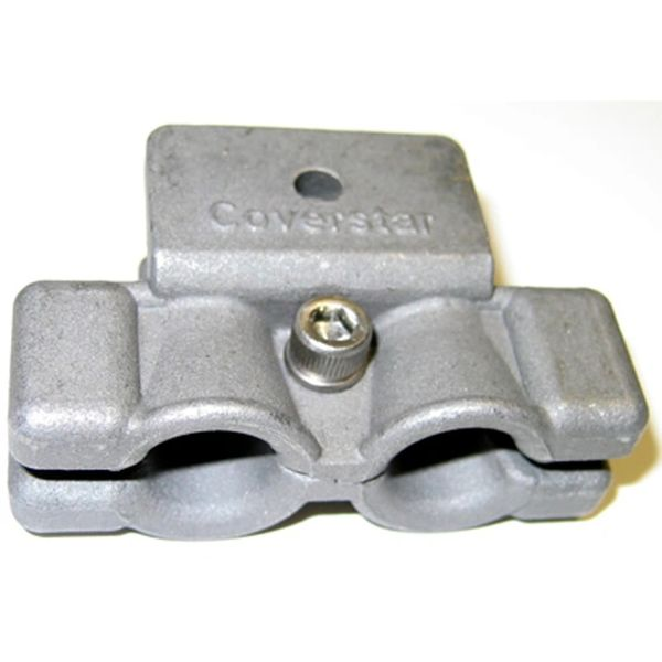 Coverstar Under Track Stainless Guide-each