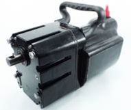 New 3/4hp motor by APC with Seal technology 12v