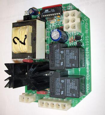 Hydraulic Control Board (220/240 Volt) 10715
