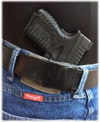 Inside Waistband and Appendix Carry Custom Kydex Holsters with or without Laser