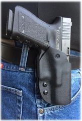 Outside Waistband Holsters with or without Laser