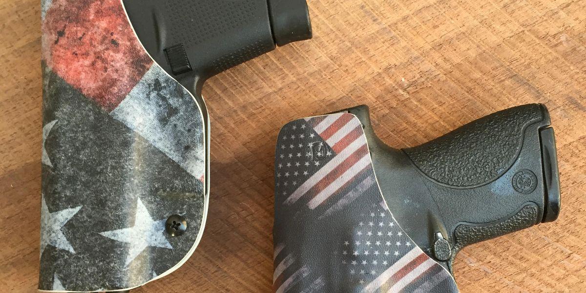 Custom Kydex Handgun Holsters, IWB, OWB, and Pocket Holsters