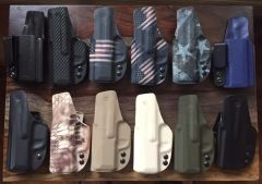 - Sig P365 Quick Ship Stock Holsters