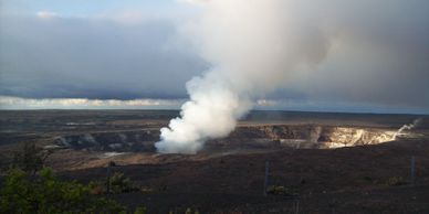 Hawaii Volcanos National park Most Active Volcano in the World