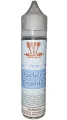Blueberry Crumble 60ml