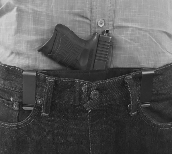 Deep Cover Inside The Pants Cross Draw Appendix Carry