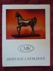 CMK Heritage catalog Vol. 1 Crabbet, Maynesboro & Kellogg bloodlines